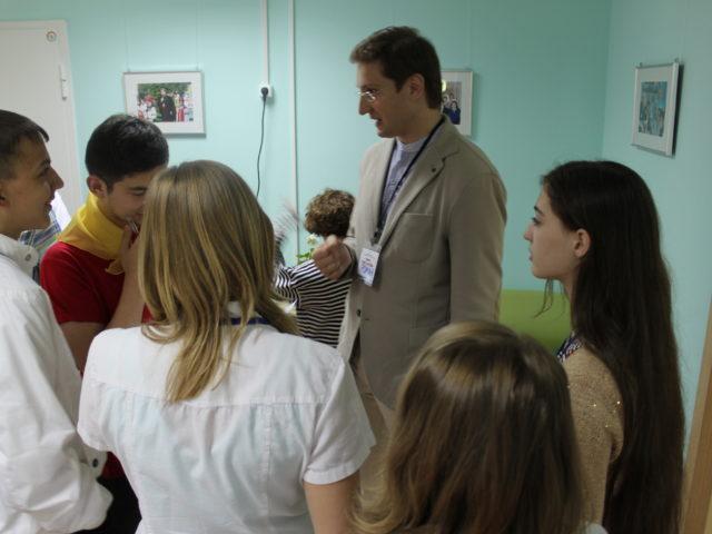 Детский Саммит Голос Детства с Павлом Астаховым