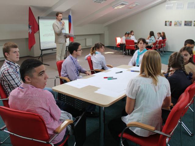 Саммит Голос Детства с Павлом Астаховым