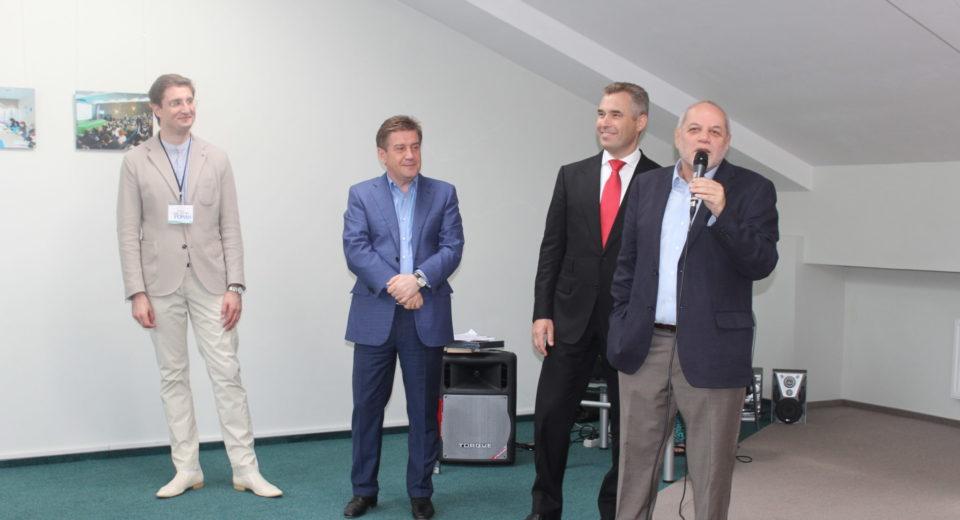 Роман Акимов - ведущий и модератор саммита
