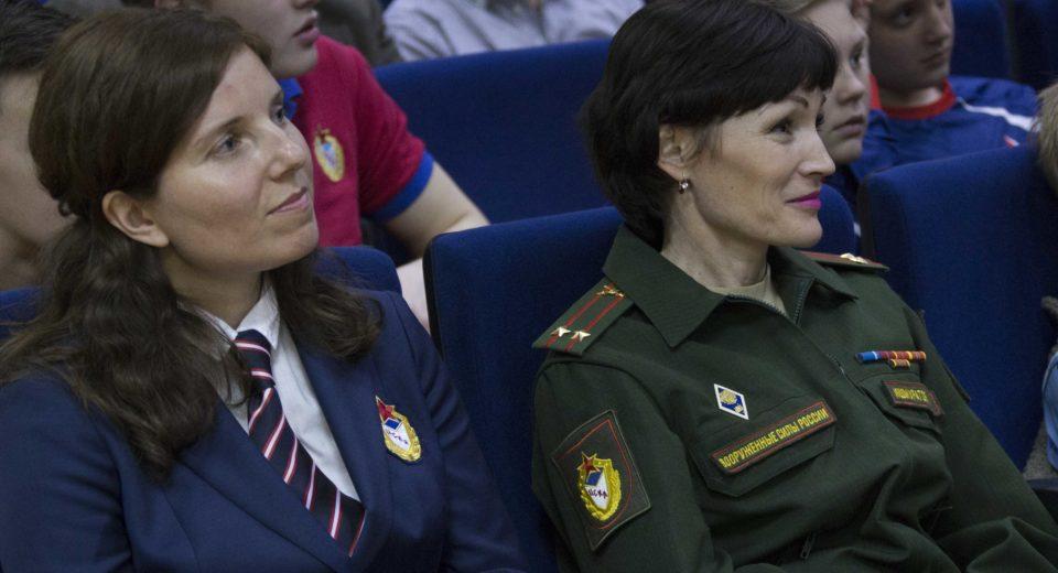 Мария Халилова и Светлана Ишмуратова