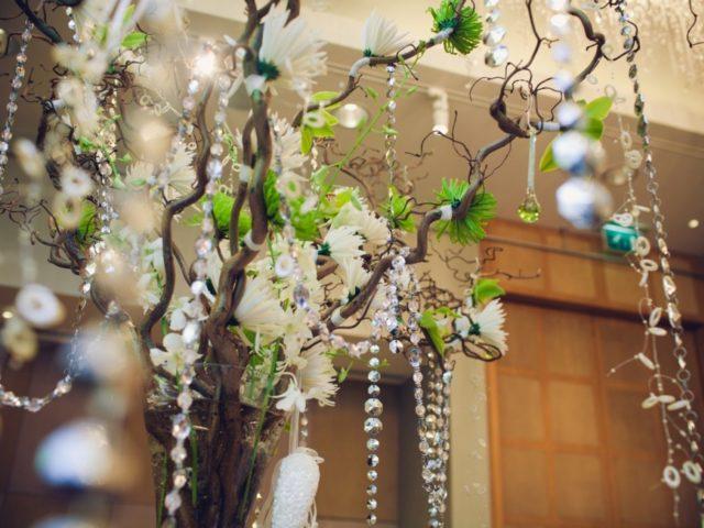 Свадебный декор в стиле эко