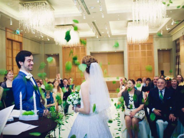 Свадьба в эко стиле. Зал Цюрих.