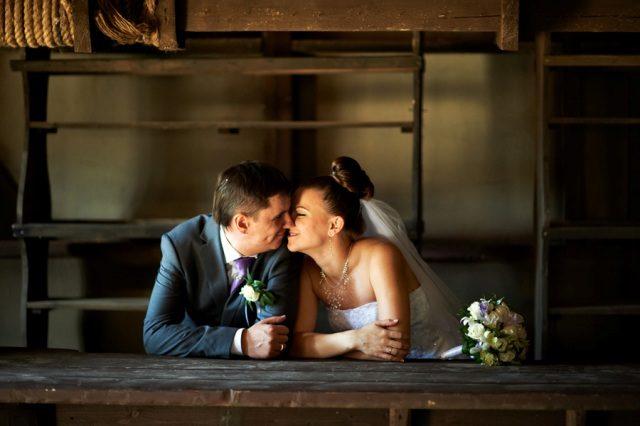 Свадебная фотосессия Элины и Антона