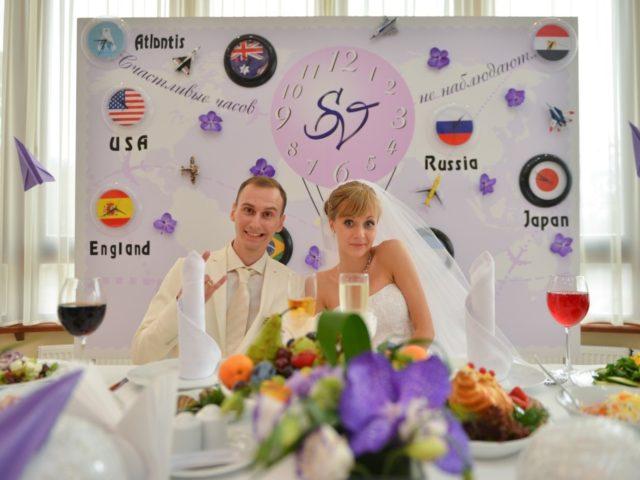 Свадьба в загородном ресторане Дворянское Гнездо