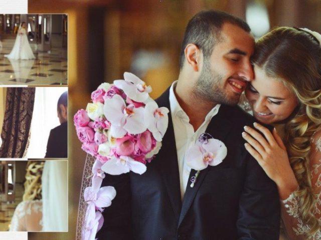 Азербайджанская свадьба в Немчиновке