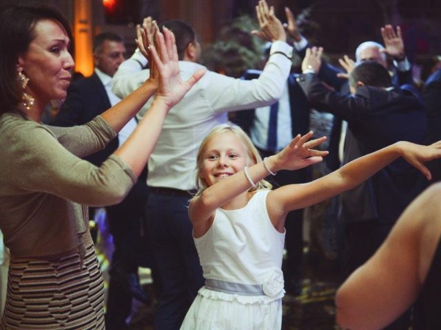 Веселье на свадьбе в Немчиновке