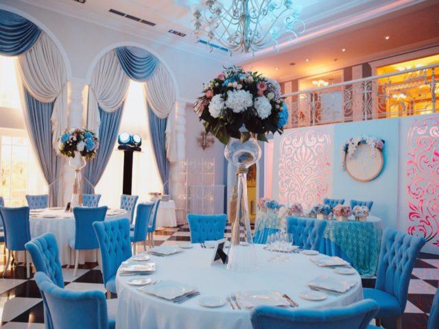Свадебный декор «О'Шалей»