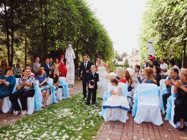 Свадьба на Рублёвке