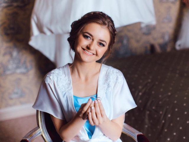 Утро невесты в Рэдиссон Украина