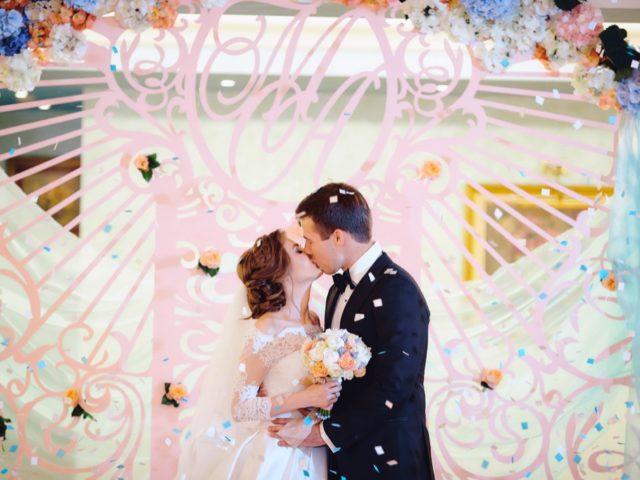 Свадебная церемония в Radisson Royal Ukraine