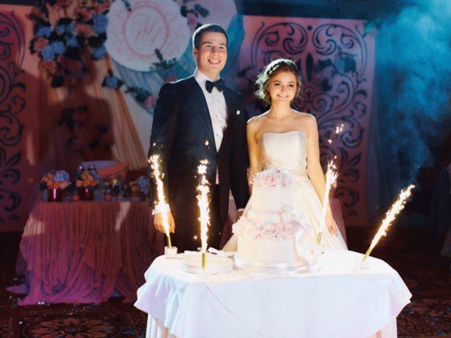 Свадебный торт в Radisson Ukraine