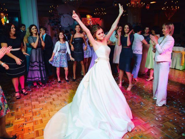 Красивая невеста Анастасия