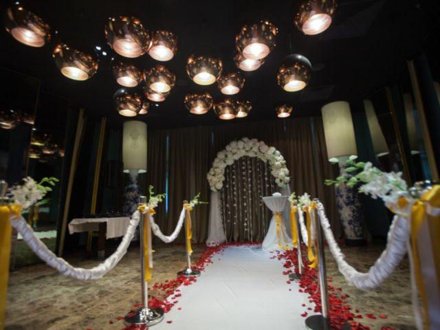 Место выездной церемонии бракосочетания
