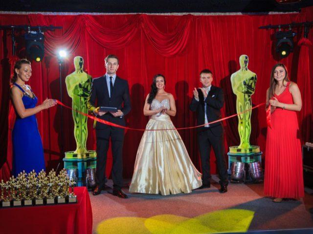 Открытие свадебного Оскара