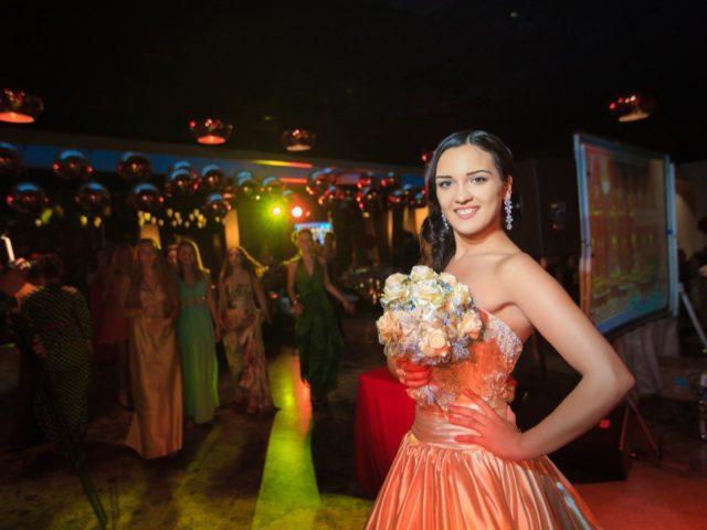 Букет невесты на свадьбе Оскар