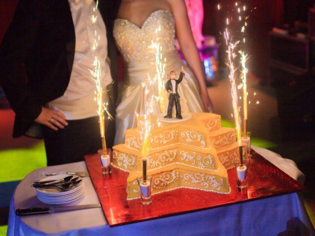 Тематический торт в стиле Оскар