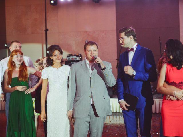 Конкурс свадебного ведущего