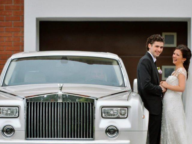 Rolls Royse на свадьбе