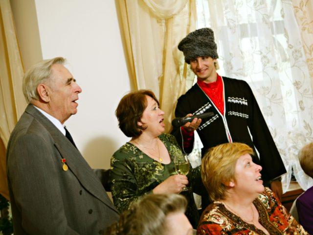Свадьба Кавказская пленница