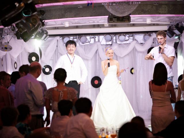 Тематическая свадьба по фильму Рок Волна