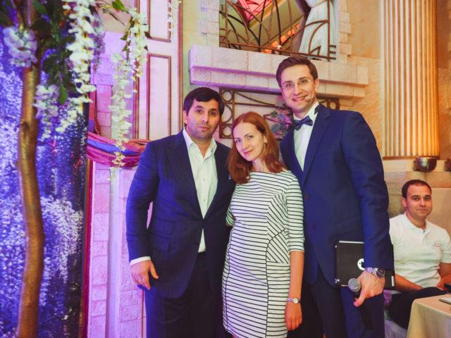 Тимур Темиров, Екатерина и Роман Акимов