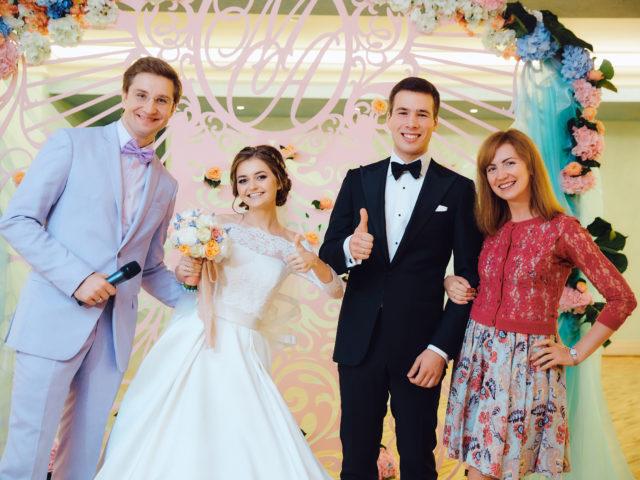 Свадьба в гостинице Украина. Агентство Лавка Чудес.