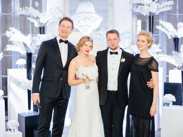 Свадьба в лофте. Организатор Екатерина Акимова