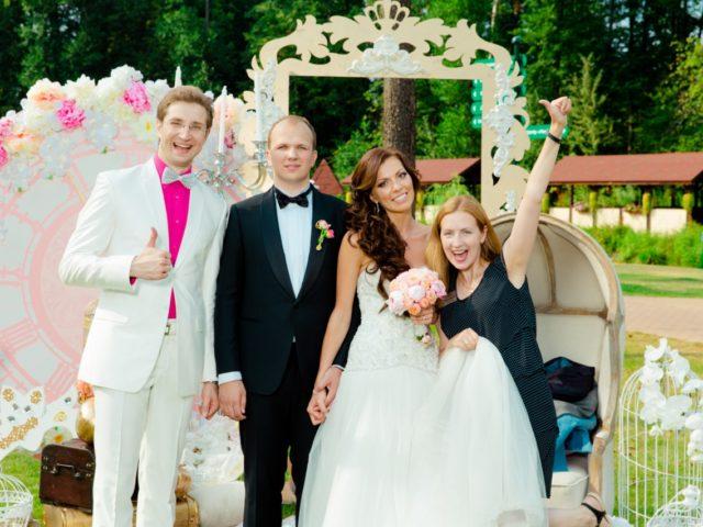 Свадьба в стиле Золушка. Организатор Лавка Чудес