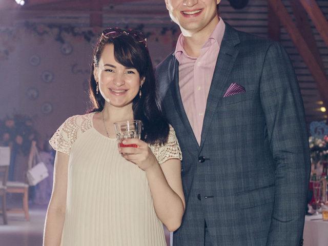Со свадебным организатором Юлией Горбуновой