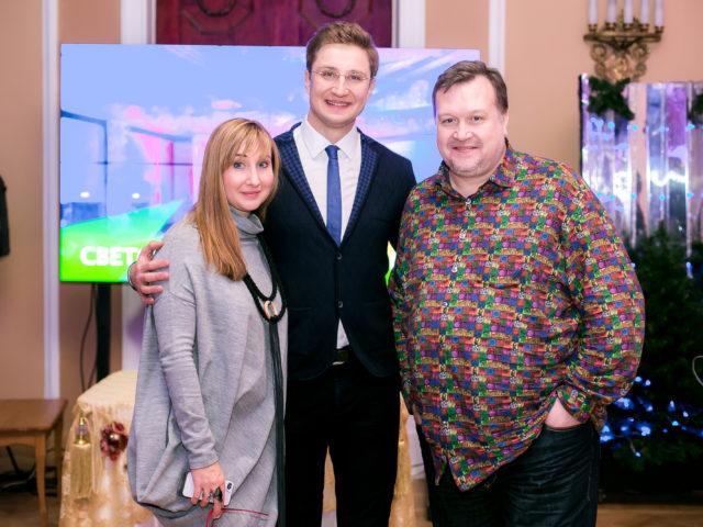 Усадьба Морозовка. Тереза Бородина и Алексей Майоров