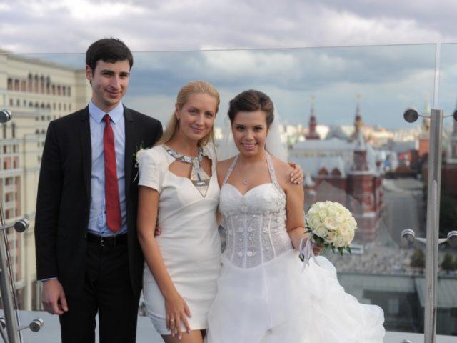 Свадебный распорядитель Екатерина Акимова