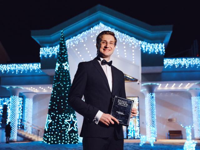 Роман Акимов - ведущий на Юбилей свадьбы