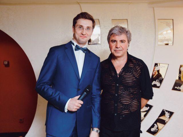 Сосо Павлиашвили и Роман Акимов