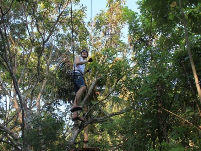 Тимбилдинг в джунглях