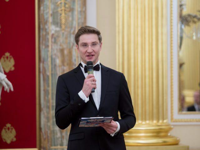 Федеральное мероприятие в Царицынском Дворце