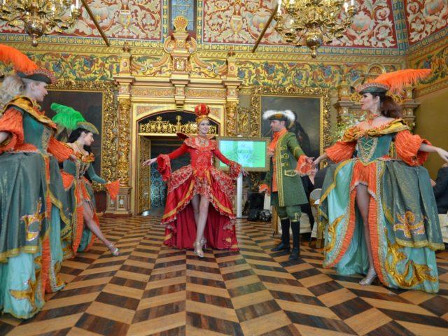Тематическая Дворцовая свадьба