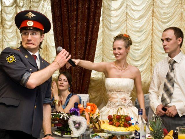 Свадьба Перекрёстки судьбы