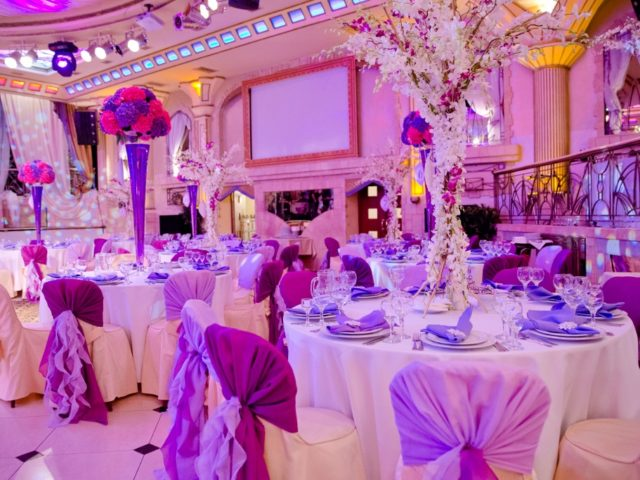 Свадебный декор в Немчиновка парк отеле
