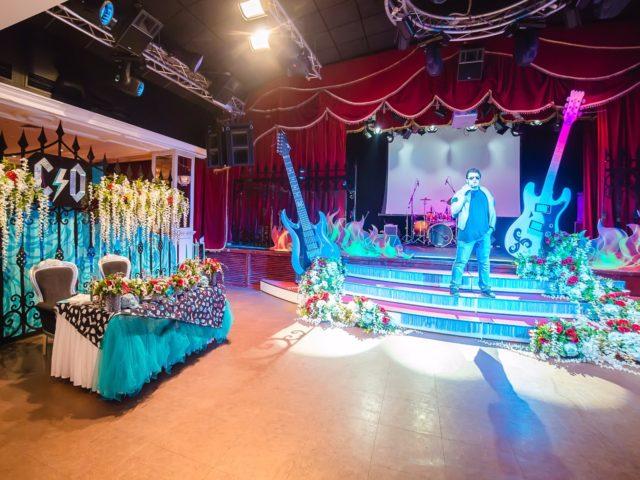 Свадьба в отеле Корстон