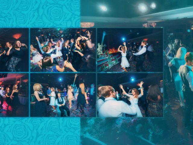 Сумасшествие на рок танцполе отеля