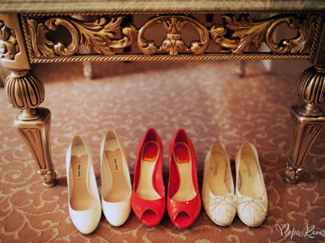 Красный цвет свадьбы смелый цвет
