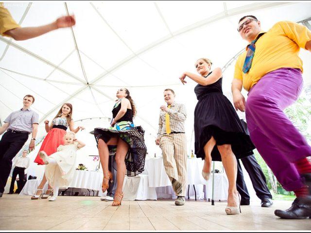 Мы танцуем буги вуги