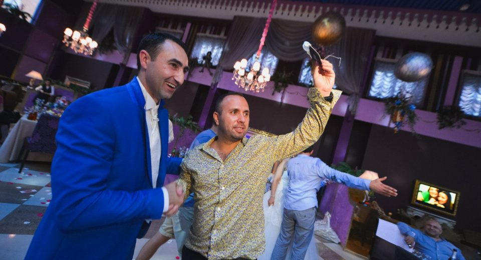 Армянская свадьба в ресторане Пин ап румс
