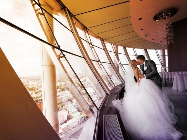 Белая свадьба в Свиссотель Красные Холмы