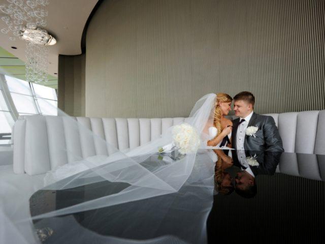 Фотосессия в интерьерах Swissotel