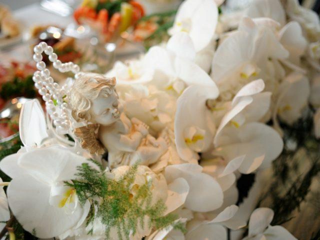 Элемент свадебного декора