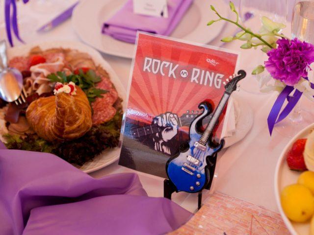 Название стола на тематической свадьбе