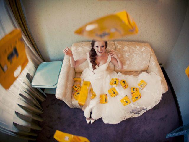 Утро невесты в Дворянском Гнезде