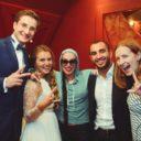 Кавказская свадьба в Немчиновке