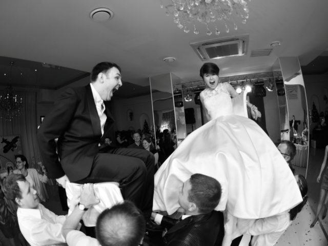 Еврейская свадебная традиция